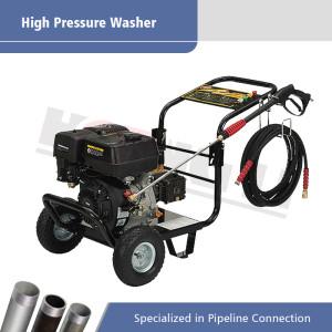 HL-4000GB Mesin Cuci Tekanan Tinggi Bensin