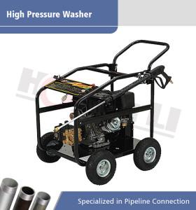 Lavadora de alta presión de gasolina HL-3600GD