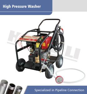 Lavadora de alta presión Diesel HL-3600D