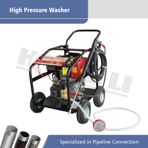 HL-3600D Diesel High Pressure Washer
