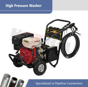 HL-3800G Gasoline High Pressure Washer