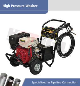 HL-3800G Gasolina Lavadora de alta presión