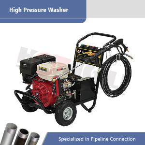 HL-3800G Mesin Cuci Tekanan Tinggi Bensin