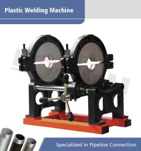 Tipo D2 máquina de fusión de soldadura a tope