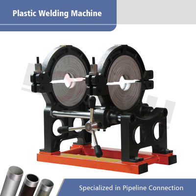 Butt Welding Fusion Machine for Plastic Pipes 63mm to 200mm D2 Type