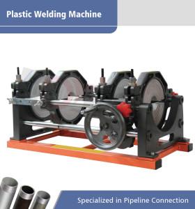 Tipo Y4 máquina de fusión de soldadura a tope