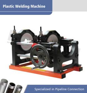 Máquina de fusión de soldadura a tope tipo Y2