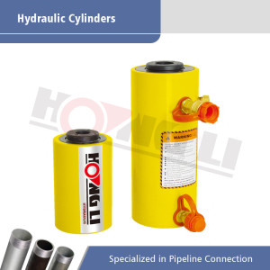 Hydraulic Cylinders with Capacity of 30-150 Ton RRH Series