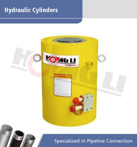 Cilindro hidráulico de la serie CLRG