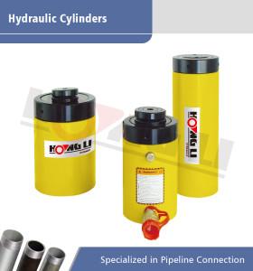 Cilindro hidráulico de la serie CLL