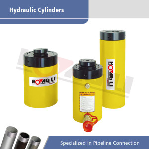 CLL Series Hydraulic Cylinder with Capacity of 50-1000 Ton and Stroke of 50-300 mm