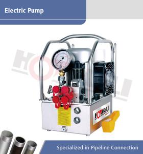 Bomba eléctrica hidráulica KLW4000