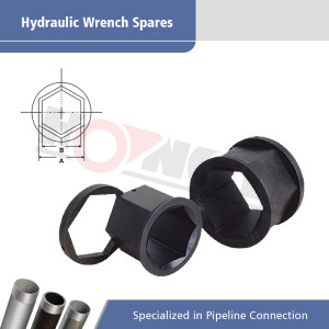 Reducer Insert is Hydraulic Torque Wrench Spare Part for Accurate Work
