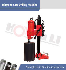 H-200E Diamond Core Drilling Machine