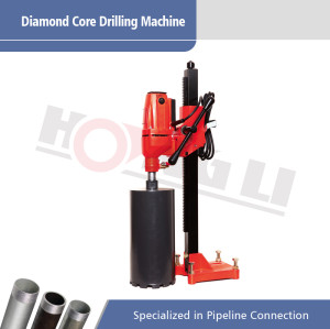 H-130E Diamond Core Drilling Machine