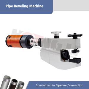 C-Narrow Design Pipe Beveling Machine