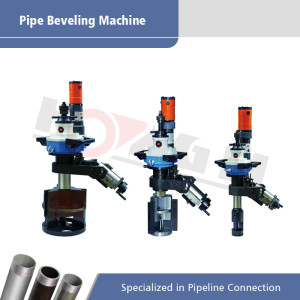 Y-Type Powerful Pipe Beveling Machine
