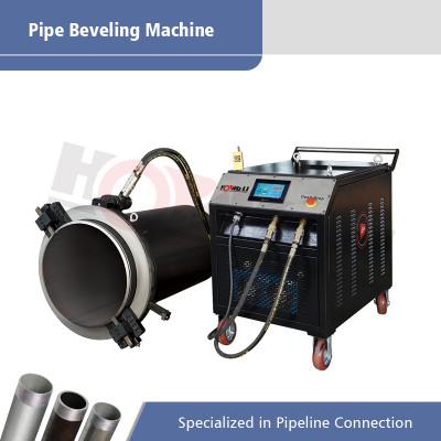 Electric Hydraulic Drive Pipe Beveling Machine