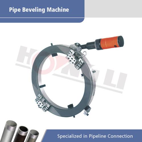 pipe cutting beveling machine