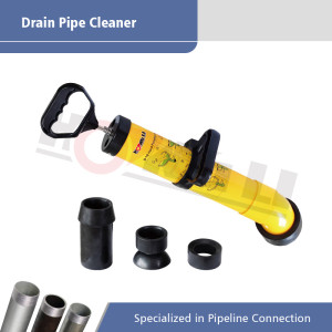 D-10A Pumping Drain Cleaner