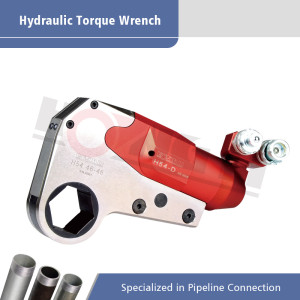 H Series Hydraulic Torque Wrench