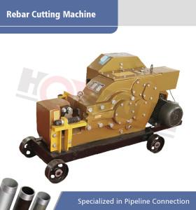 Máquina de corte HL-40 para empalmar barras de refuerzo