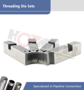 Tiger King Electric Pipe Threading Machine muere