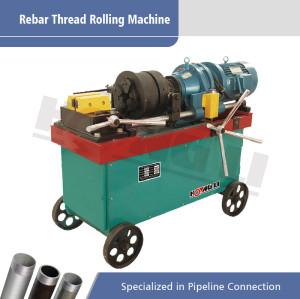HL-50 Rebar Thread Rolling Machine