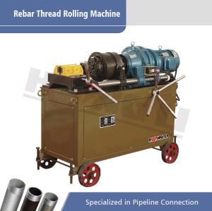 HL-40T Rebar Thread Rolling Machine