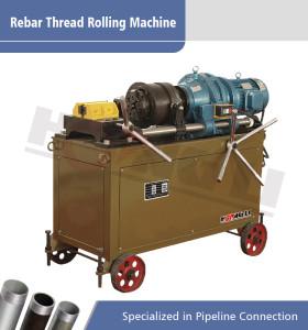 HL-40T máquina de laminación de rosca de barras