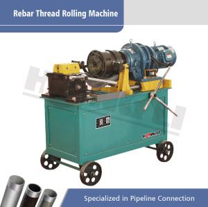 HL-40CI Rebar Thread Rolling Machine