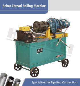 HL-40CI máquina de laminación de rosca de barras