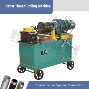 Mesin Rolling Thread HL-40CI Rebar