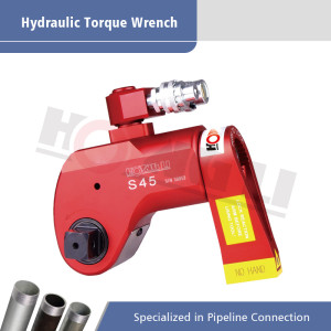 S Series Hydraulic Torque Wrench