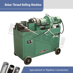 HL-40E Rebar Thread Rolling Machine