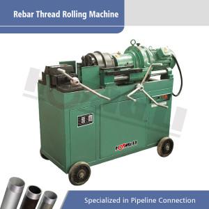 Mesin Rolling Thread HL-40E Rebar