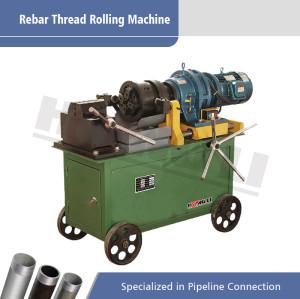 HL-40K Rebar Thread Rolling Machine