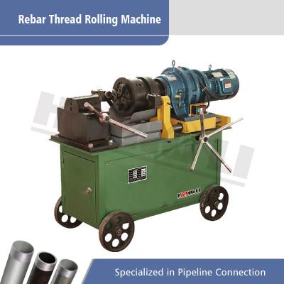 Mesin Thread Bergulir HL-40K Rebar