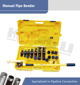 HHW-25S Manual Pipe Bender
