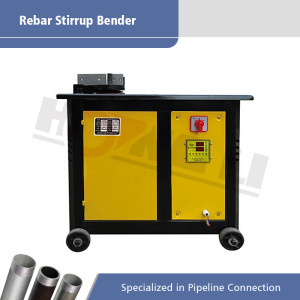 HL-20C CNC Rebar Stirrup Bending Machine
