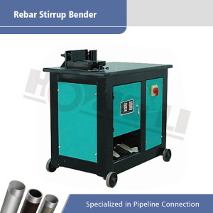 HL-20 Automatic Rebar Stirrup Bending Machine