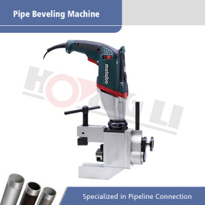 C-Automatic Feed Pipe Beveling Machine