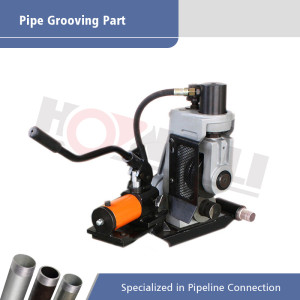 Roll Grooving Part for Pipe Grooving YG12A Interchangeable with RIDGID 918 Roll Groover