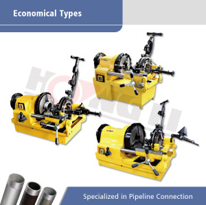 Economical Types of Electric Pipe Threading Machines in Promotion for Pipes up to 4 Inch