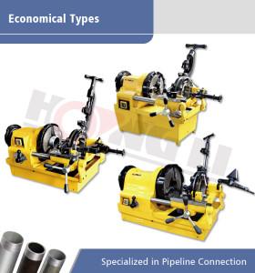 Tipos económicos de máquinas para roscar tubos eléctricos en promoción para tuberías de hasta 4 pulgadas