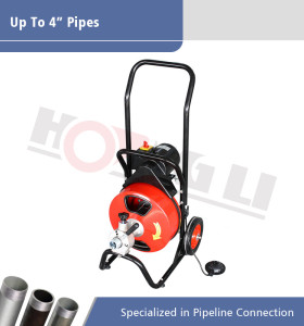 D360ZF Drum Type Drain Cleaning Machine