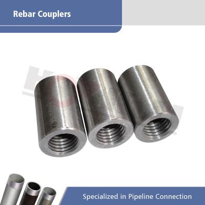 Acopladores de varillas para conexión de rosca de barras de refuerzo