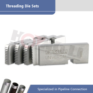 Pipe Threading Dies Fit REX Pipe Threading Machines