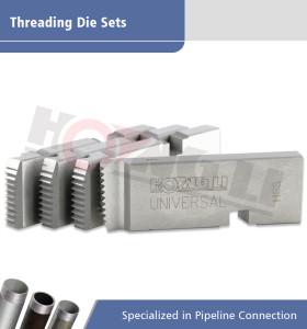 Troqueles para roscar tuberías serie 22000