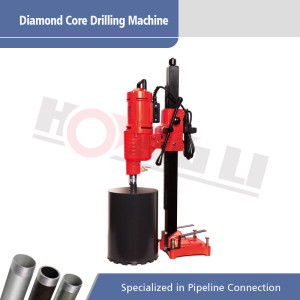 H-250 Diamond Core Drilling Machine